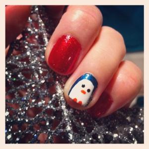 penguin nail